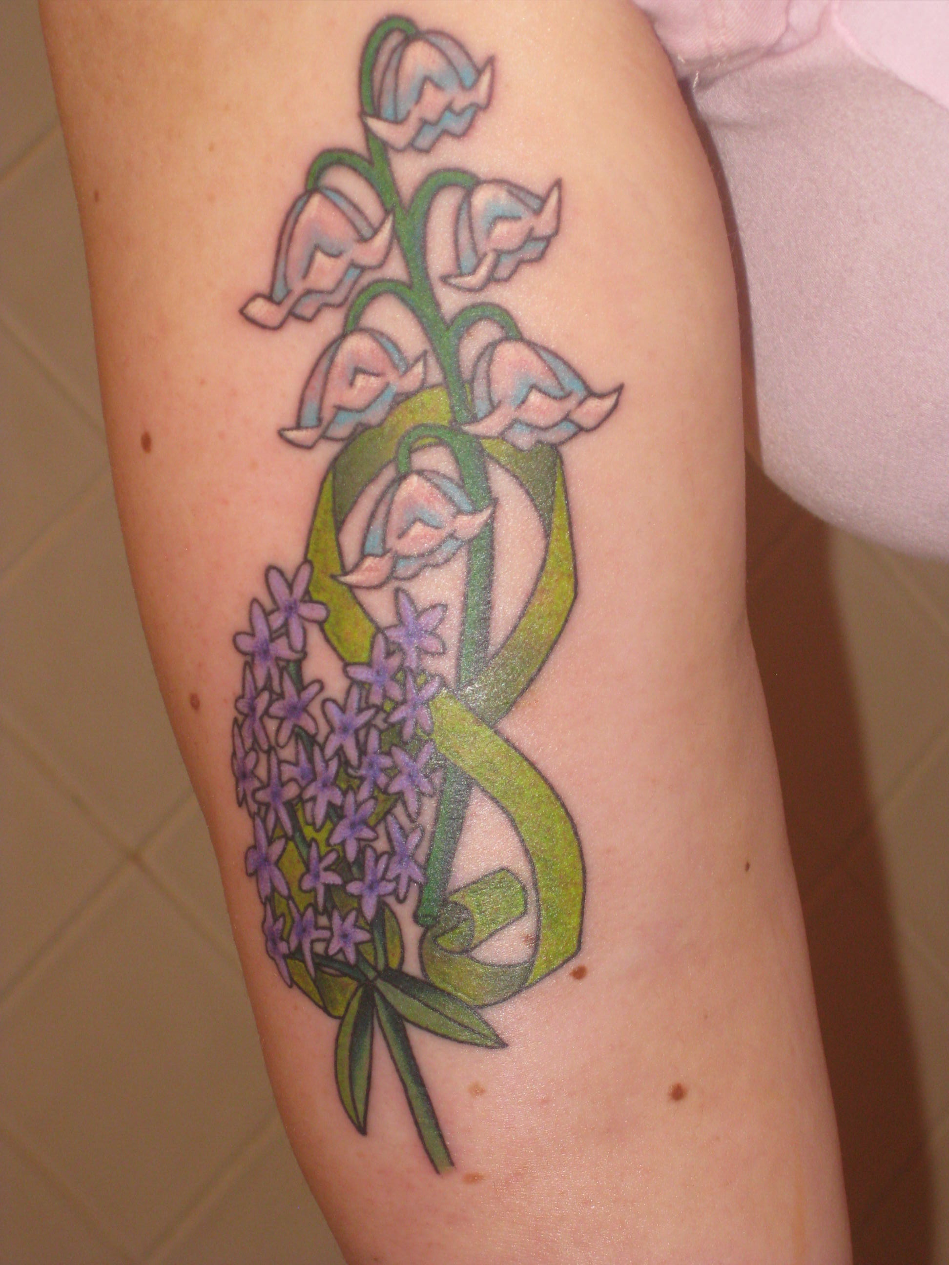 Lily Of The Valley Tattoo: 301 Moved Permanently