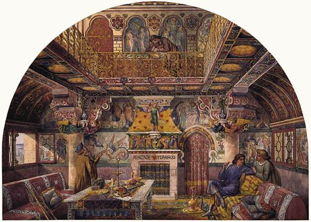 Design_for_the_Summer_Smoking_Room_at_Cardiff_Castle