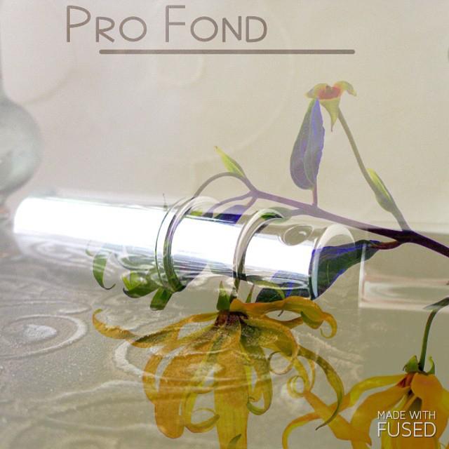 Pro Fond Natural Perfume 5ml Eau de Parfum travel flacon Esscentual Alchemy